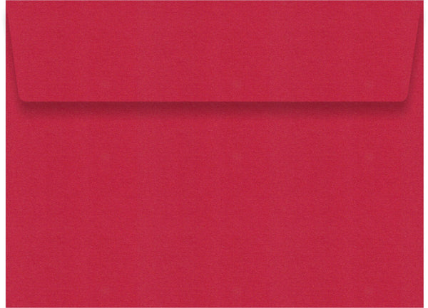 Metallic Red C5 Envelope