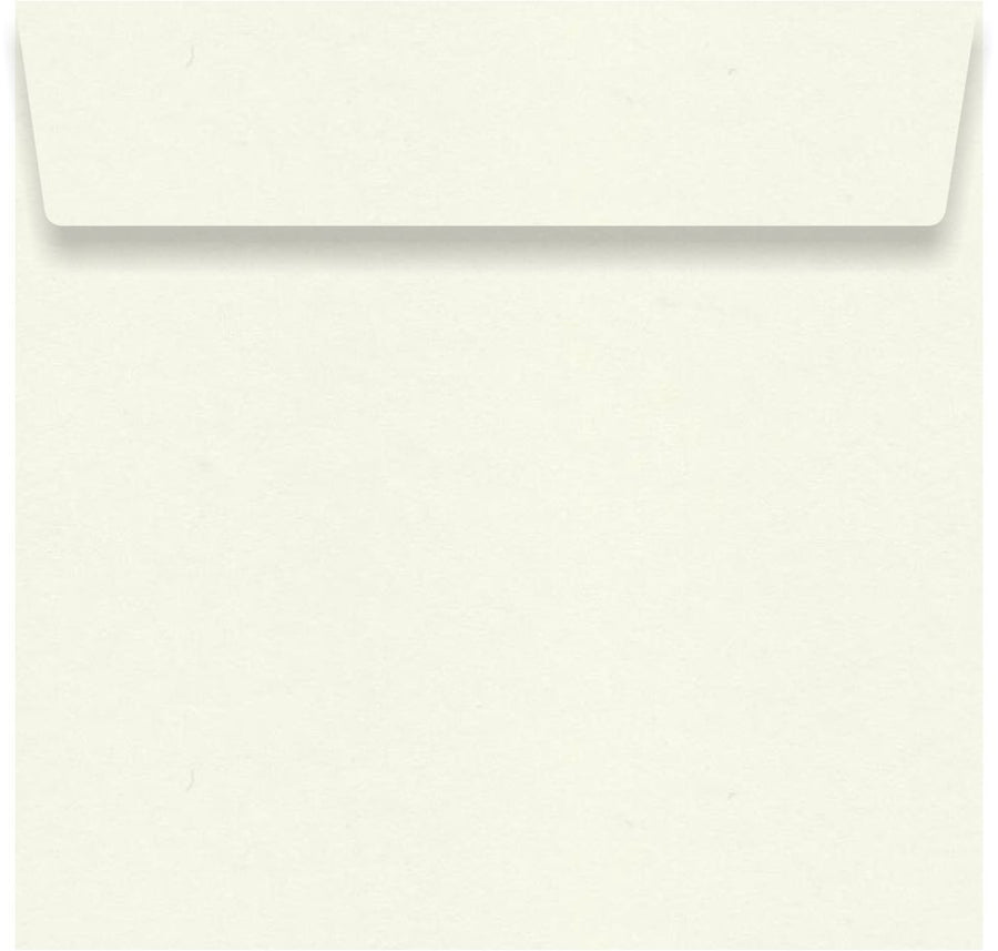 Smooth Cream 130 x 130mm Envelope