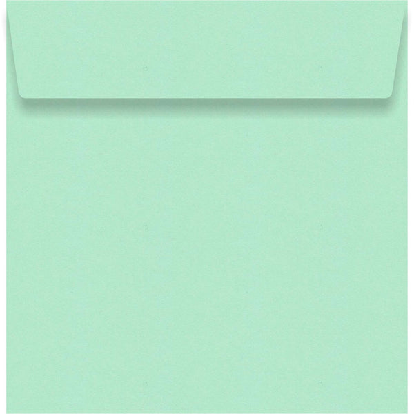 Leafbird Green 130 x 130mm Envelope