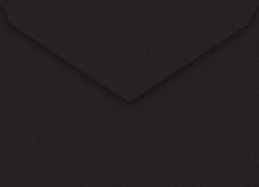 Metallic Black 130 x 180mm banker envelope