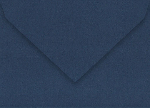 Metallic Navy 130 x 180mm Envelope