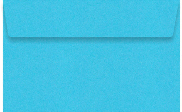 Peackock Blue 11B Envelope