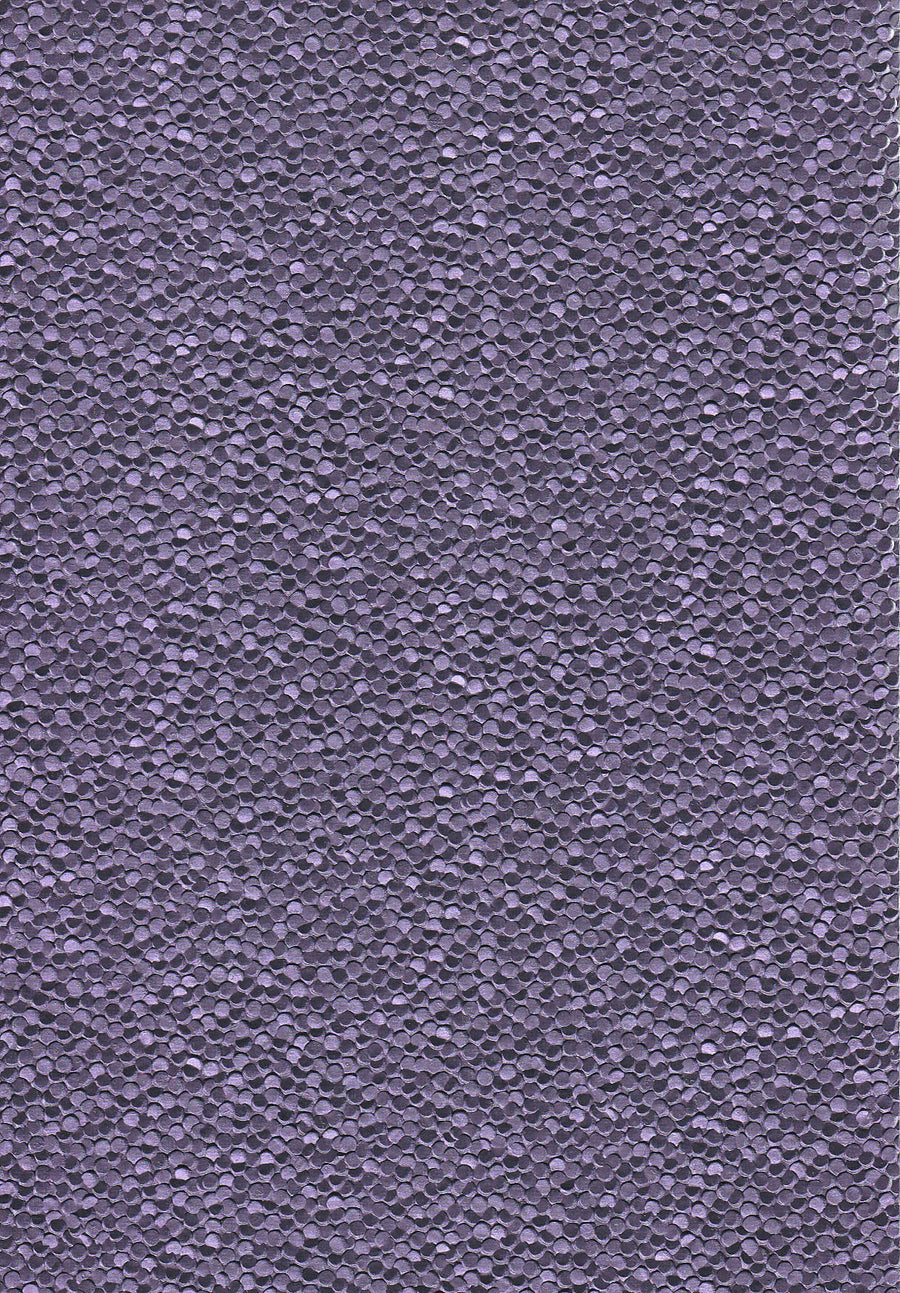 Purple pebble paper