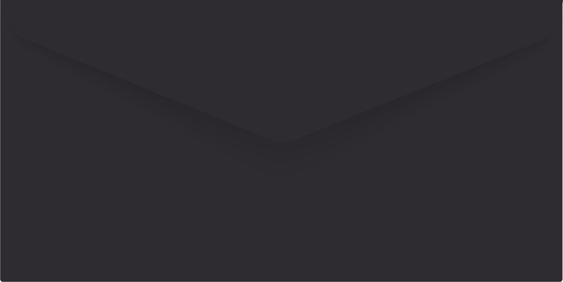 Raven Black DL Envelope