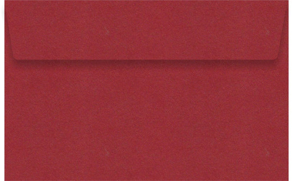 Red Lacquer 11B Envelope