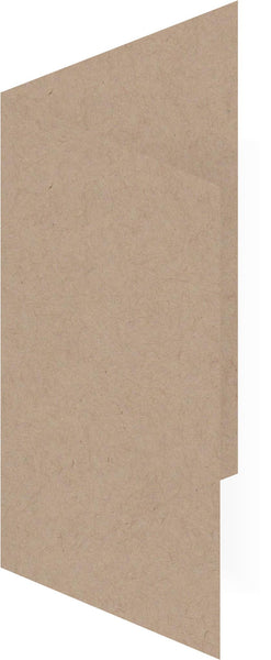 DL Speckletone Kraft Bi-Fold Card Packs