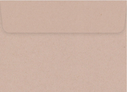 Via Vellum Kraft 130 x 180mm Envelopes (Peel and Seal)
