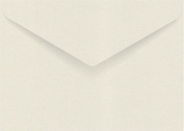 White Gold C6 Envelope