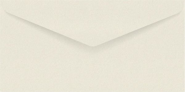 White Gold DL Envelope