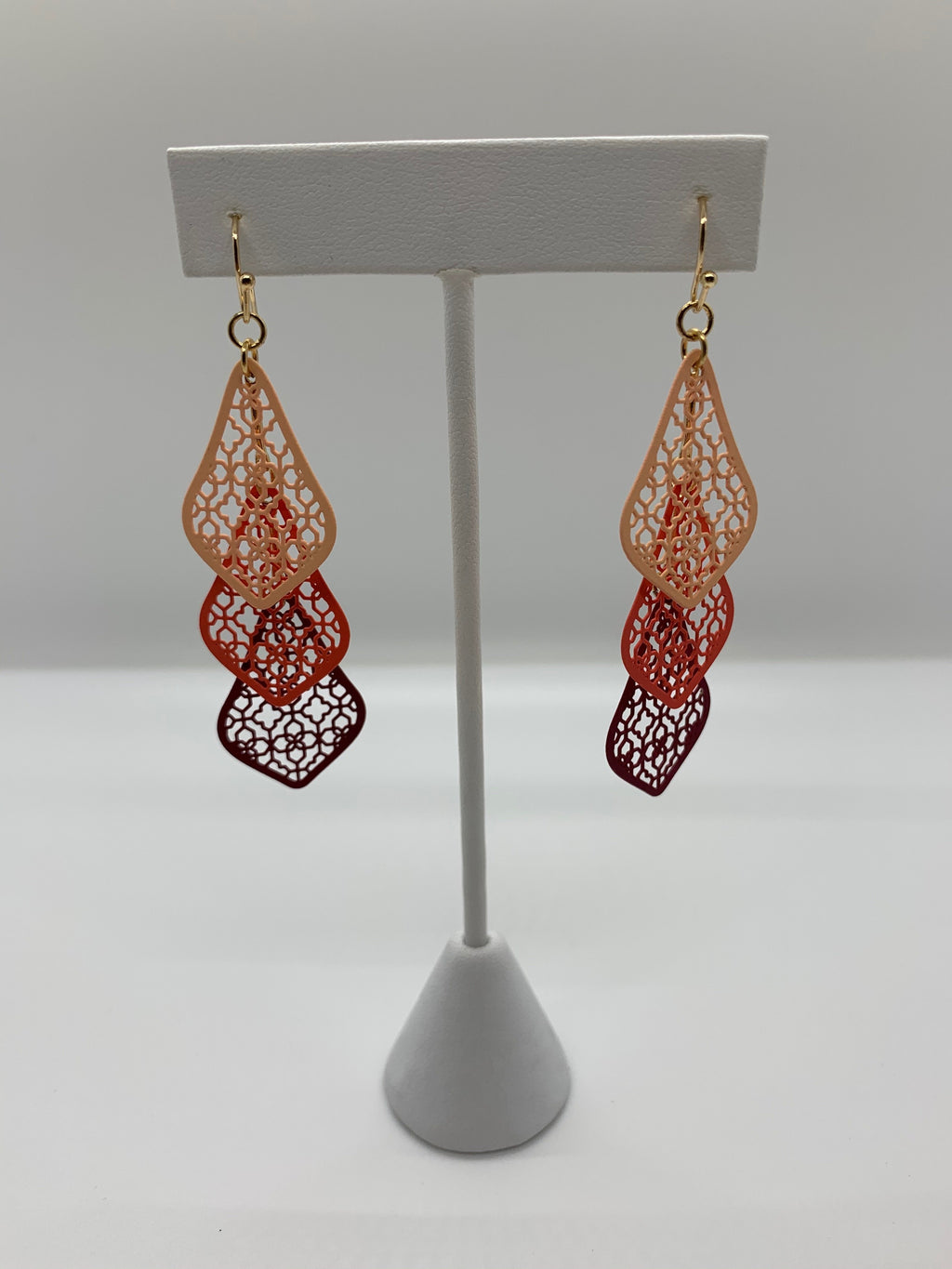 Color Arabesque Earrings