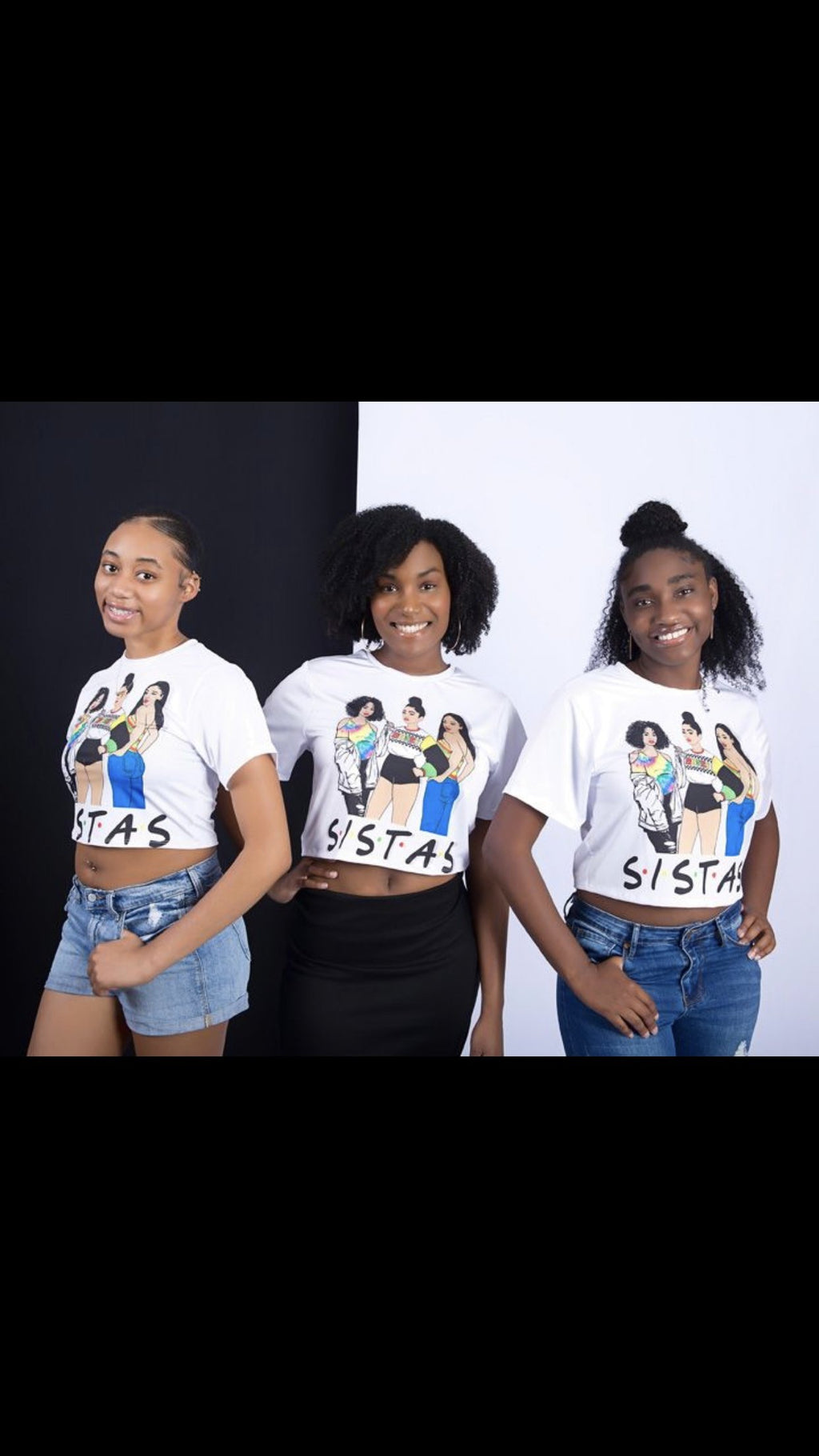 Sista's are Friends T-shirts