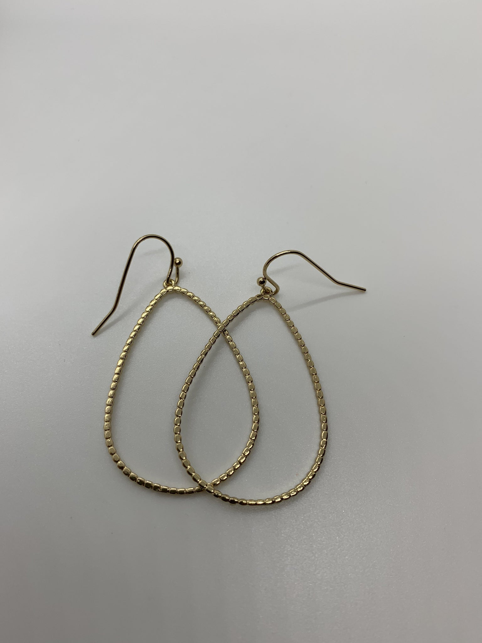 Tear-Drop Earrings
