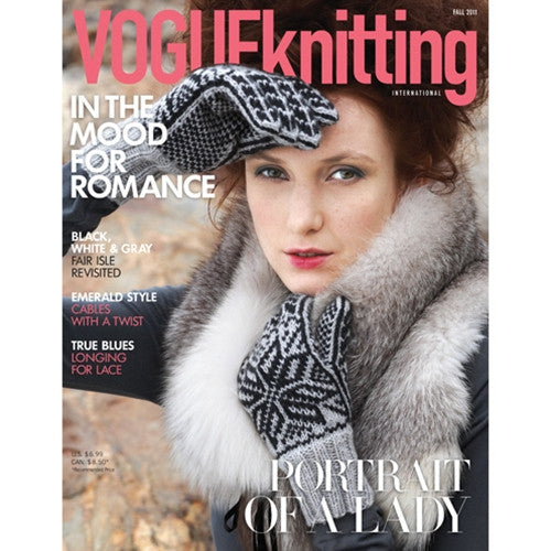 Vogue Knitting - Vogue Knitting Fall 2011 -  - Yarning for Ewe