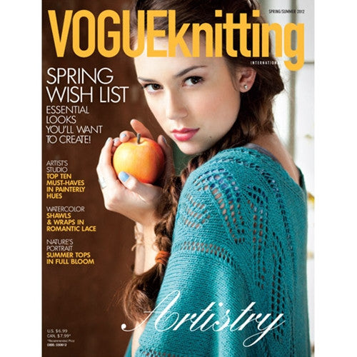 Vogue Knitting - Vogue Knitting Spring/Summer 2012 -  - Yarning for Ewe