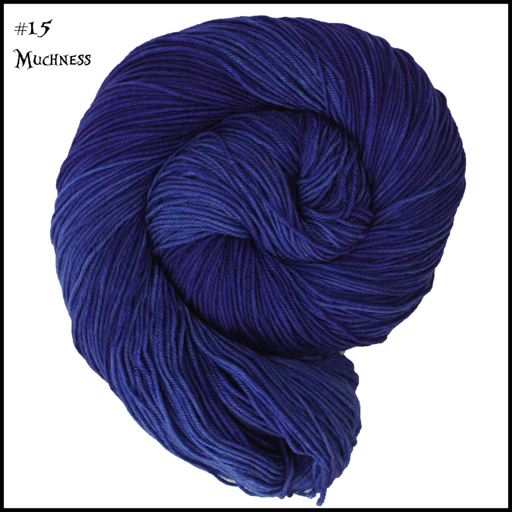 Frabjous Fibers and Wonderland Yarns - March Hare - #15 Muchness - Yarning for Ewe - 3
