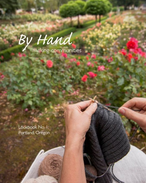 By Hand Magazine No. 1 Portland, Oregon