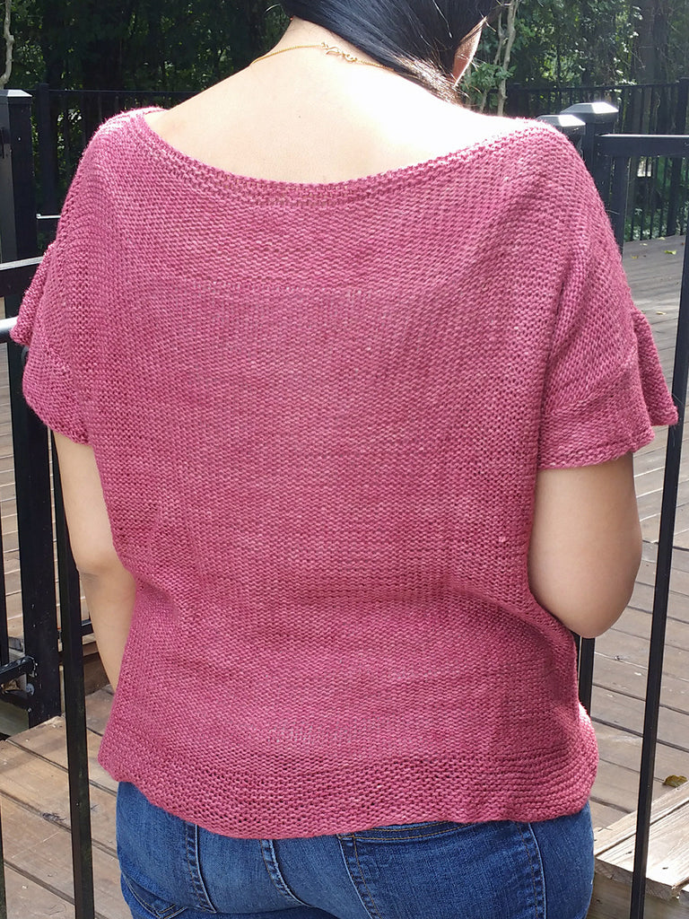 Yarning for Ewe - Aran Top by Laura Zukaite -  - Yarning for Ewe - 3