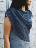 Yarning for Ewe - Lace Poncho by Laura Zukaite -  - Yarning for Ewe - 3