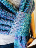 Yarning for Ewe - Windy Hill Wrap by Bharati Shah -  - Yarning for Ewe - 3