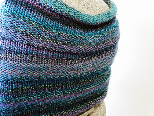 Yarning for Ewe - Windy Hill Wrap by Bharati Shah -  - Yarning for Ewe - 5