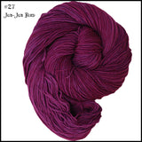 Frabjous Fibers and Wonderland Yarns - March Hare - #17 Jubjub Bird - Yarning for Ewe - 4