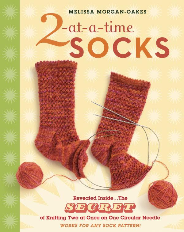 2 At-A-Time Socks Book