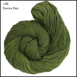 Frabjous Fibers and Wonderland Yarns - March Hare - #36 TumTum Tree - Yarning for Ewe - 7