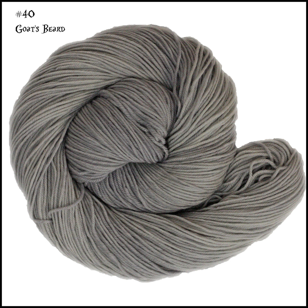 Frabjous Fibers and Wonderland Yarns - March Hare - #40 Goat's Beard - Yarning for Ewe - 1