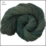 Frabjous Fibers and Wonderland Yarns - March Hare - #43 Serpent - Yarning for Ewe - 8
