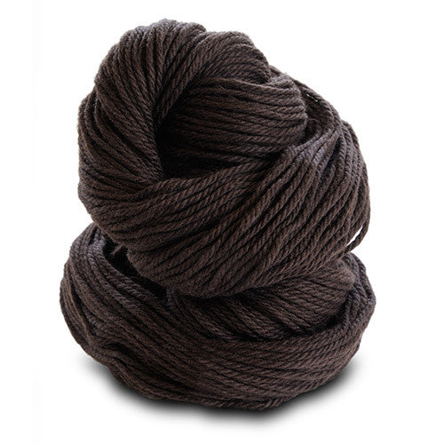 Spud and Chloe - Sweater - 7503 Rootbeer - Yarning for Ewe - 4