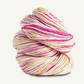 Spud and Chloe - Stripey Fine - 7860 Tootie Fruitie - Yarning for Ewe - 2