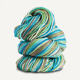 Spud and Chloe - Stripey Fine - 7861 Mint Chip - Yarning for Ewe - 3