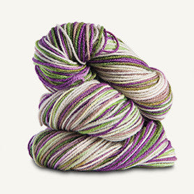 Spud and Chloe - Stripey Fine - 7864 Grape Freeze - Yarning for Ewe - 6