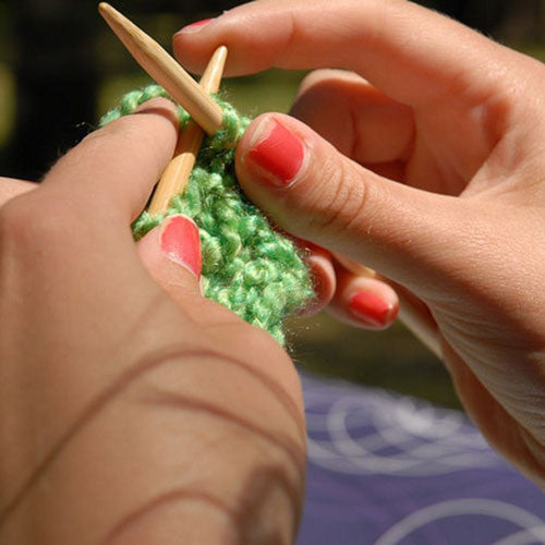 Yarning for Ewe - Knitting 101 for Kids (10-16) -  - Yarning for Ewe