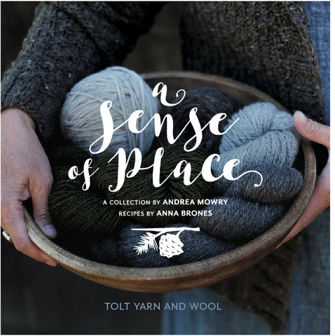 A Sense of Place by Andrea Mowry