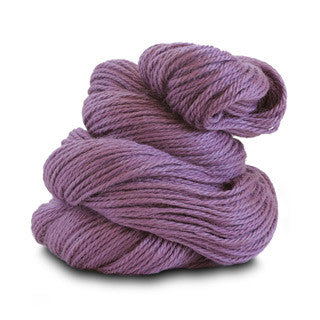 Blue Sky Alpacas - Alpaca Silk - 129 Amethyst - Yarning for Ewe - 1