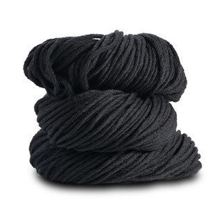 Blue Sky Alpacas - Worsted Hand Dyes - 2006 Black - Yarning for Ewe - 1