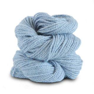 Blue Sky Alpacas - Melange - 812 Blue Cheese - Yarning for Ewe - 12