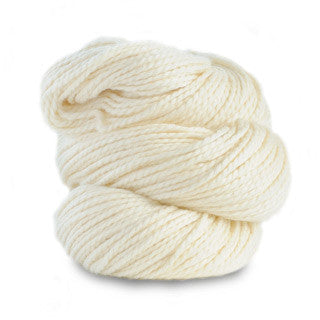Blue Sky Alpacas - Worsted Cotton - 80 Bone - Yarning for Ewe - 1