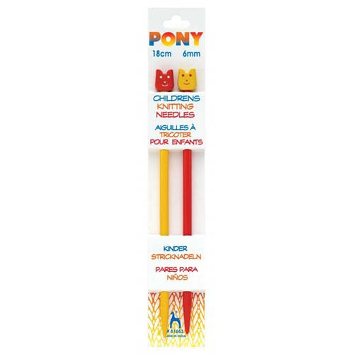 Pony - Children's Knitting Needles -  - Yarning for Ewe