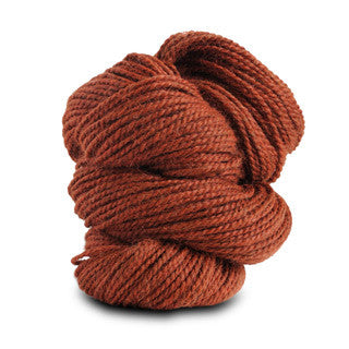Blue Sky Alpacas - Melange - 804 Cinnamon - Yarning for Ewe - 4