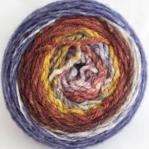 Freia Fine Handpaints - Freia Flux Fingering - Coastline - Yarning for Ewe - 1
