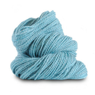 Blue Sky Alpacas - Melange - 800 Cornflower - Yarning for Ewe - 1
