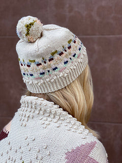 Elvan Shawl or Hat by Florence Spurling (Kokon)