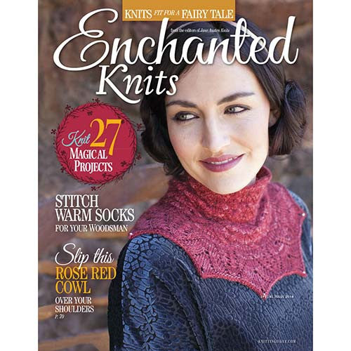 FW Media - Enchanted Knits - Special Issue 2014 -  - Yarning for Ewe