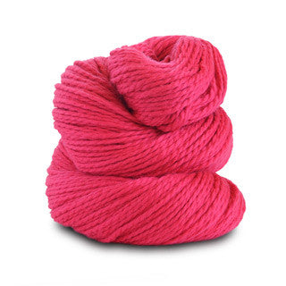 Blue Sky Alpacas - Worsted Cotton - 627 Flamingo - Yarning for Ewe - 22