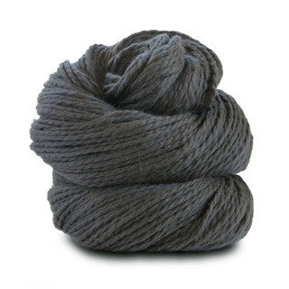 Blue Sky Alpacas - Worsted Cotton - 625 Graphite - Yarning for Ewe - 19