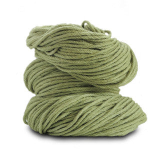Blue Sky Alpacas - Worsted Hand Dyes - 2002 Green - Yarning for Ewe - 7