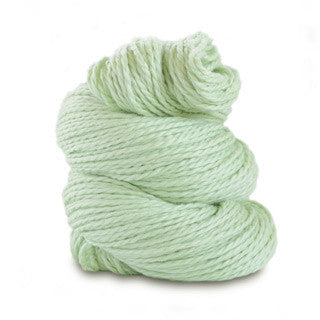 Blue Sky Alpacas - Worsted Cotton - 602 Honeydew - Yarning for Ewe - 3