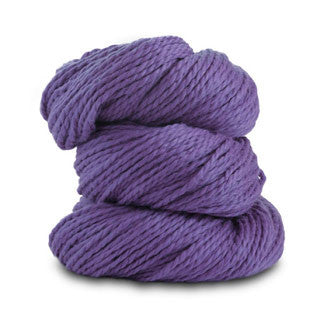 Blue Sky Alpacas - Worsted Cotton - 640 Hyacinth - Yarning for Ewe - 32